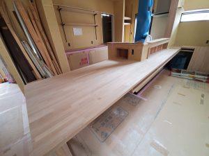 ダイニングテーブル by木の城いちばん